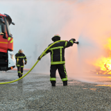 Renault Trucks C with High Power Foam Fire appliances